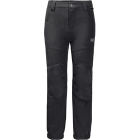 Jack Wolfskin Rascal Pants Children black